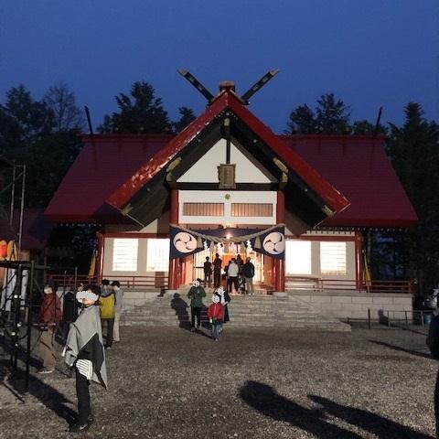 中標津神社例行大祭