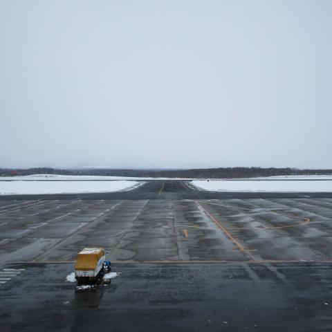 今日の中標津空港
