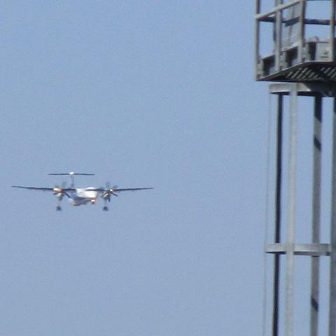 おはようございます。中標津空港です。