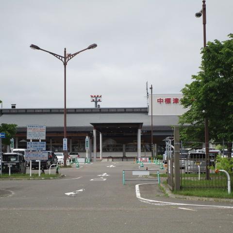 是下午的中标津机场。